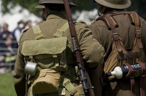 100 Years Later, Twitter Account Reenacts WWI | Multimedia Journalism | Scoop.it