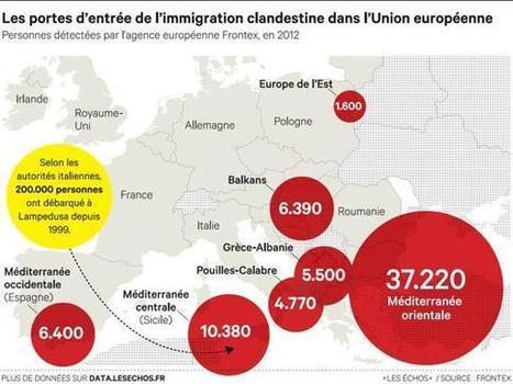 L'Europe mise en accusation sur les carences de sa politique ... - Les Échos   Economie générale   Scoop.it