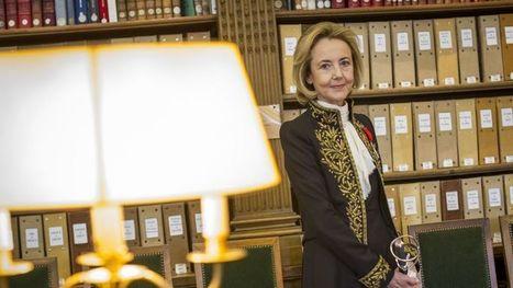 Dominique Bona à l'Académie: les féministes applaudissent - Le Figaro   Journée de la Femme   Scoop.it