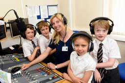 Children record poetry for hospital radio station | Western Sussex Hospitals NHS Foundation Trust | Scoop.it