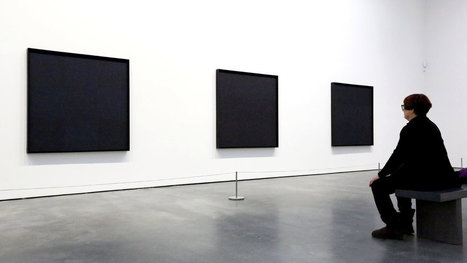 'Ad Reinhardt' at the David Zwirner Gallery   Art New York   Scoop.it