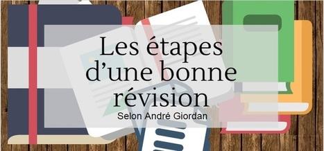 Comment bien réviser? | La didactique au collégial | Scoop.it