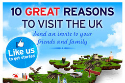 VisitBritain unveils social media 'toolkit' for Olympic year | Matkailu verkossa | Scoop.it