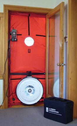 Blower Door Testing Energy Audit Northern Virginia - The Fifth Fuel   your-business-guide2   Scoop.it