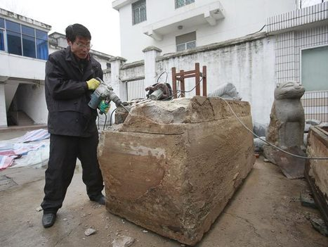 Archaeologists find Ming Dynasty mummy in China - Telegraph | Ancient China | Scoop.it