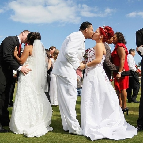 Wedding Live Streams Up 250% in One Year | Hospitality Technology | Scoop.it