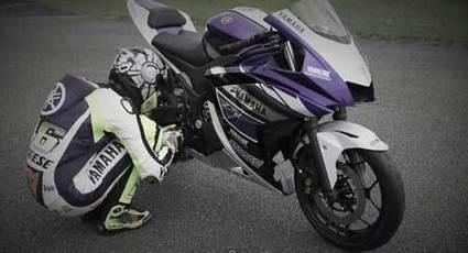 Yamaha R25, Wajah Baru Yamaha 250cc Akan Tiba Di Indonesia | ratuharga | Scoop.it