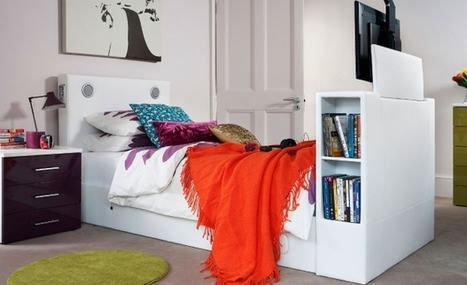 lovehome.co.uk: Bedroom storage ideas   Bedroom Storage Ideas: End of bed benches   Scoop.it