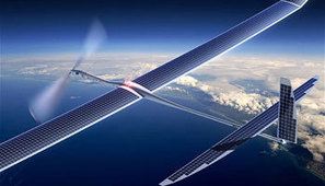High Tech : Facebook prévoit d'utiliser des drones pour conquérir l'Afrique (et le monde) | Social Media - cinema - technology | Scoop.it
