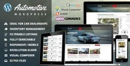 Automotive Wordpress Nulled Themes