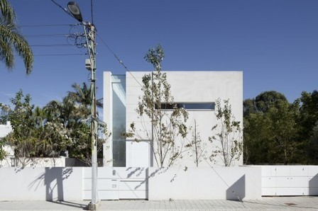 [Tel Aviv, Israel] G House / Axelrod Architects + Pitsou Kedem Architect | The Architecture of the City | Scoop.it