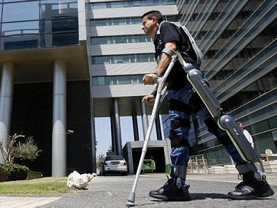 Human Augmentation, Exoskeleton Technology & 'Open' Health' | GAFAMS, STARTUPS & INNOVATION IN HEALTHCARE by PHARMAGEEK | Scoop.it