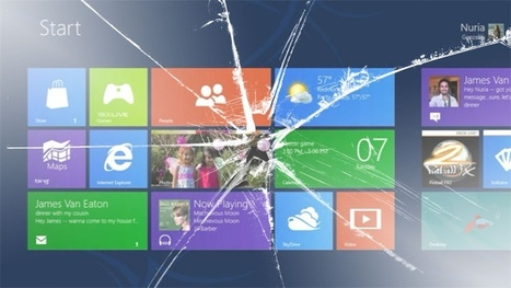 Five things Microsoft should fix in Windows 8 to prevent another 'Vista' | Microsoft | Scoop.it