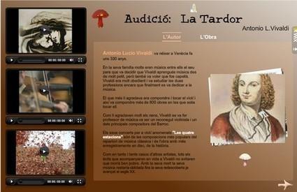 """Vivaldi i """"La Tardor""""   - Fem música amb les TIC   TIC a l'escola   Scoop.it"""
