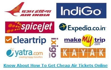 How To Book Cheap Air Tickets in India: Best Time To Book Flight Ticket | Travel Posts by an Indian Travel Blogger!! | Scoop.it