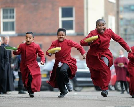 Pancake race celebrations prove flippin' fantastic in Leeds | Leeds Minster | Scoop.it