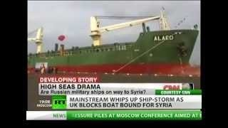 Media ship-storm over Russian vessels 'bound for Syria' | Syria from Egyptday1 | Scoop.it