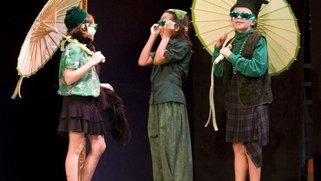 How teachers can integrate drama into other lessons | Process Drama in language learning | Scoop.it
