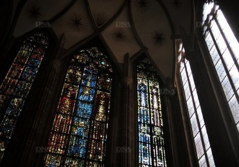 Vitraux contemporains pour la cathédrale de Strasbourg | miseauverre.com | Scoop.it