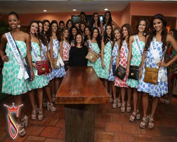 En Cartagena las candidatas a Miss Colombia  pusieron a pruebas sus conocimientos de geografía.   Noticias   Scoop.it