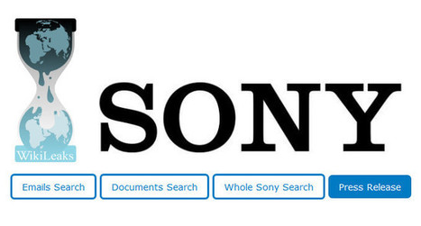 WikiLeaks incendia Internet publicando todos los documentos hackeados a Sony | Activismo en la RED | Scoop.it
