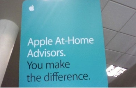What the At-Home Apple Advisor Training Program Teaches Us about Remote Work | marketing | Scoop.it