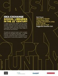 School Libraries IDEA Exchange – Continue the Discussion! | School Library Advocacy | Scoop.it