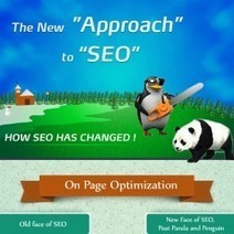 New SEO vs. Old SEO Smackdown [Infographic] | Visual.ly | Curation Revolution | Scoop.it