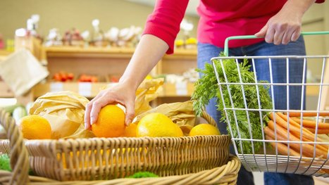 A 'third of UK adults struggle' to afford healthy food | AQAGeog1 Health Issues | Scoop.it