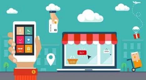 Les limites du e-commerce et le retour des magasins | LAB LUXURY and RETAIL : Marketing, Retail, Expérience Client, Luxe, Smart Store, Future of Retail, Commerce Connecté, Omnicanal, Communication, Influence, Réseaux Sociaux, Digital | Scoop.it