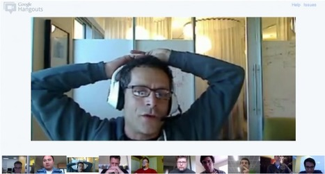 Hangout Is Breakout Feature Of Google+, When Will Facebook Match? | The Google+ Project | Scoop.it