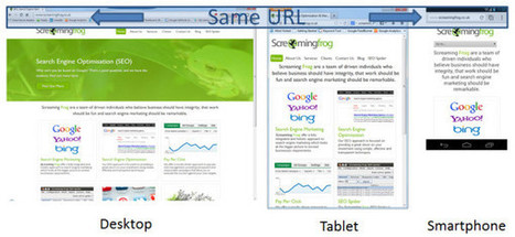 Is Adaptive Web Design Or RESS Better Than Responsive Design For SEO? | Mobile SEO MSEO | Scoop.it