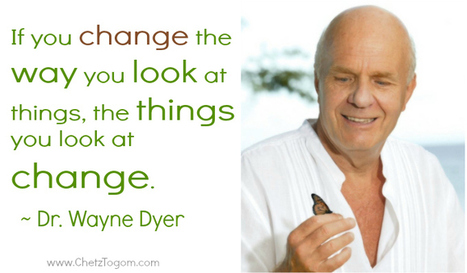 Day 3 Audio: Wayne Dyer – How To Be A No Limit Person | ChetzTogom.com | Make More Money | Scoop.it