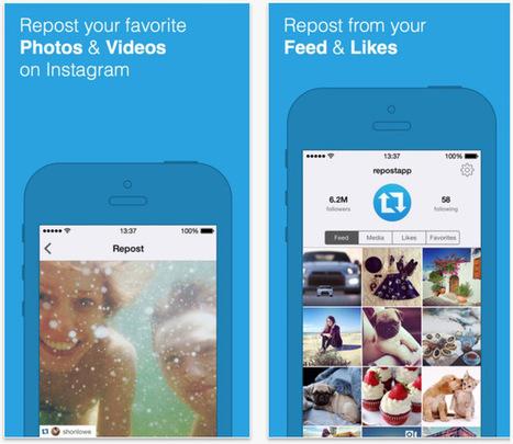 3 applications à tester pour mieux gérer Instagram | Les outils de la veille | Les outils du Web 2.0 | Scoop.it