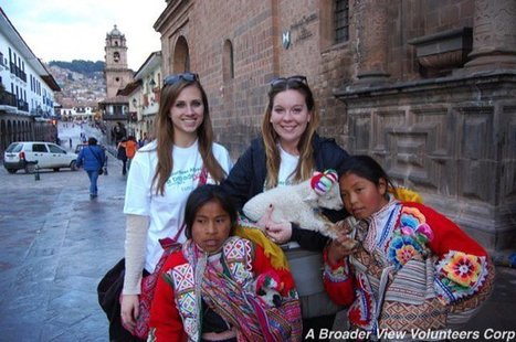 "Review Samantha McReynolds Volunteer in Cusco, Peru Medical Program | ""#Volunteer Abroad Information: Volunteering, Airlines, Countries, Pictures, Cultures"" 