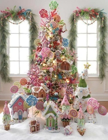 Joys of Christmas: Themed Christmas Trees, Post No. 2 | Fun Facts: Pre Lit Artificial Christmas Trees Walmart Has | Scoop.it
