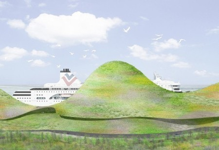 5 Architects Envision New Port of Kinmen | green streets | Scoop.it