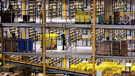 Why Amazon Is on a Warehouse Building Spree | Social Network for Logistics & Transport | Scoop.it
