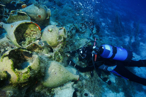 How Archaeologists Discovered 23 Shipwrecks in 22 Days | ScubaObsessed | Scoop.it