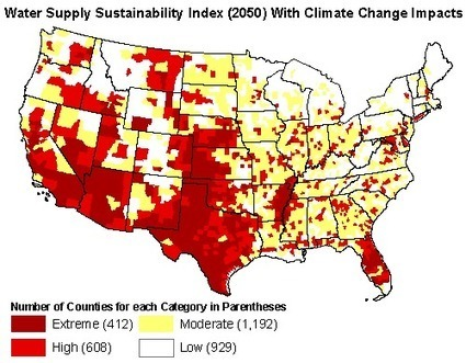 Water Sustainability - Water Supply at Risk | NRDC | Selling Sustainability Solutions | Scoop.it
