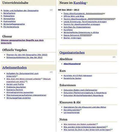Erfahrungen mit Wikis im Unterricht (Lernen & Lehren) | Rete-Mirabile.net | DaF | Scoop.it