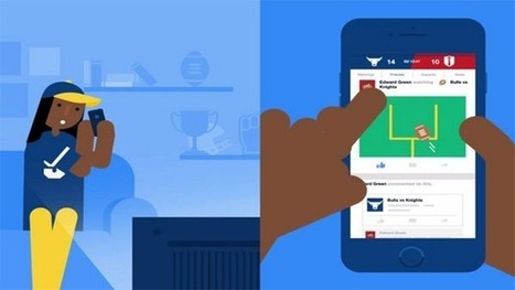 Facebook Introduces 'Sports Stadium' For Sports Geeks | Gideond Favorite Links | Scoop.it