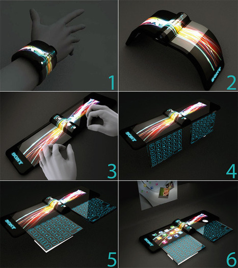 Sony Nextep Computer Concept for 2020 by Hiromi Kiriki » Yanko Design | Education | Scoop.it