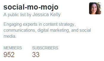 Twitter List: Social-Mo-MoJo | SocialMoMojo Web | Scoop.it