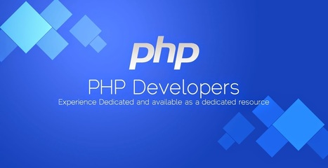 Hire Full Time PHP Developers – Techno Softwares | Manish Shrimal | Scoop.it