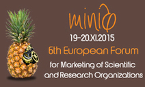 6th European Forum for Marketing of Scientific and Research Organisations | conferences | Scoop.it