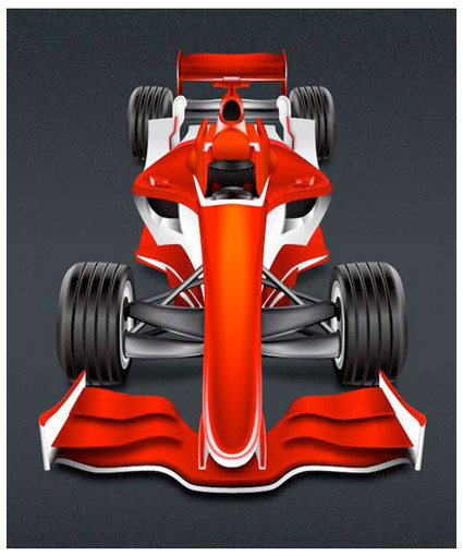 Formula One Car Illustrator tutorial | Web & Graphic Design - Inspirational resources and tips!!! | Scoop.it