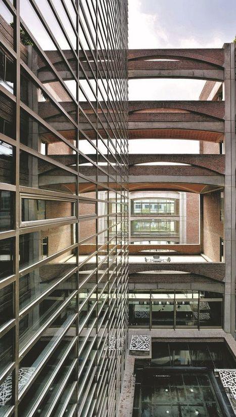 Un immeuble résolument design en Inde | Design, Innovation et Marketing | Scoop.it