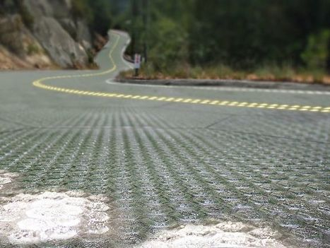 Are solar roadways on the road to reality? | The EcoPlum Daily | Scoop.it