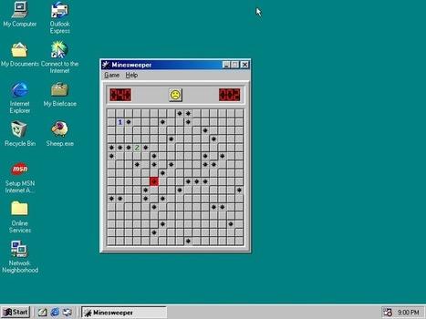 Un émulateur de Windows 98 depuis votre navigateur » Le Mag de MO5.COM | [FTH]-NEWS | Scoop.it